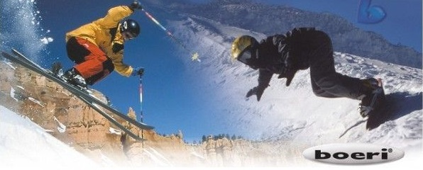Whitefun: distribuidor oficial de cascos esquí BOERI !