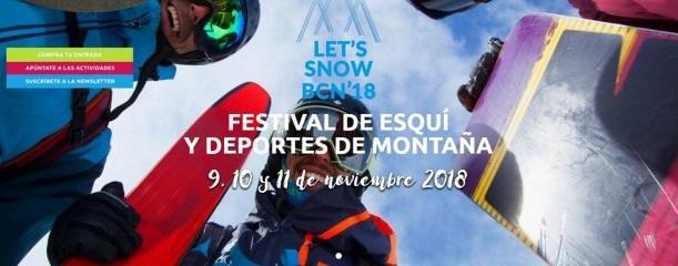 WHITEFUN PARTICIPA EN LET'S SNOW BARCELONA 2018