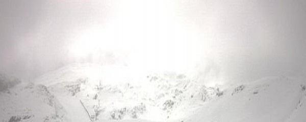Ya está aquí la nieve: estaciones de esquí i Whitefun a punto !